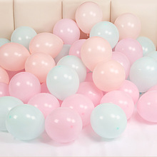 hot10/20pcs 10inch 2.3g Latex Balloon Macaron Color Wedding Decoration Baloons Baby Birthday Party Valentines Day Decor