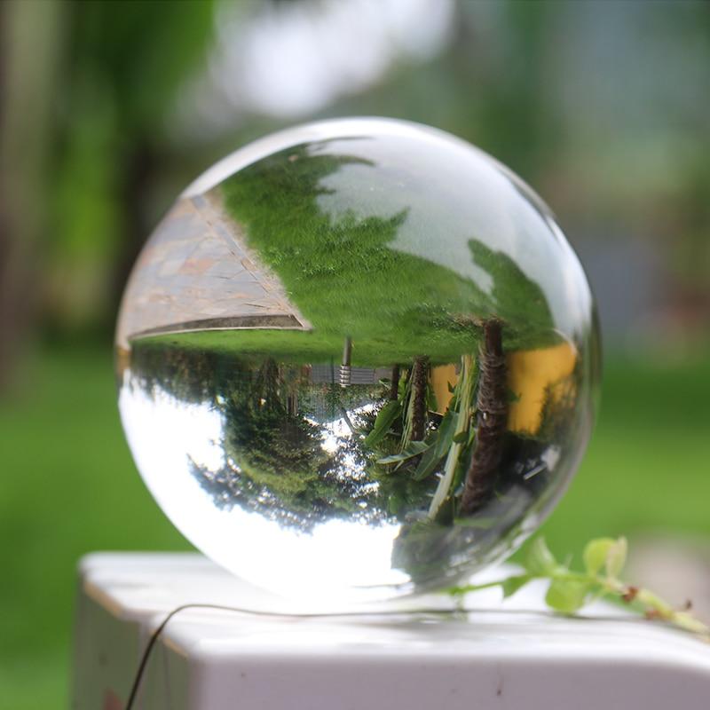Crystal Healing Glass Ball Sphere 14