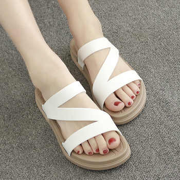 Women summer shoes sandals comfortable casual shoes women flats sandals - DISCOUNT ITEM  0% OFF All Category