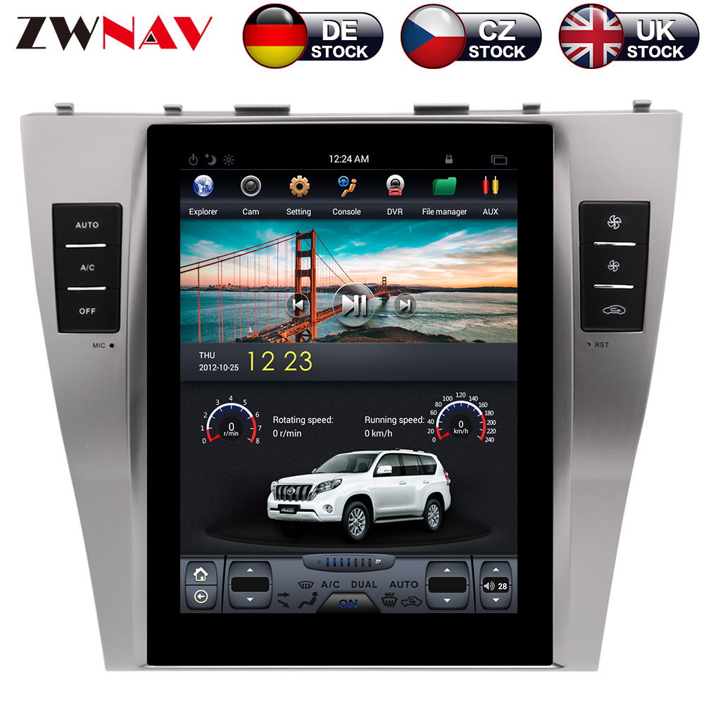 Cheap product android toyota camry radio in Shopping World