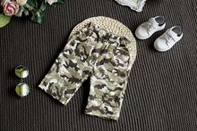 2Pcs Camouflage Shorts & Tshirt  Clothing Suits