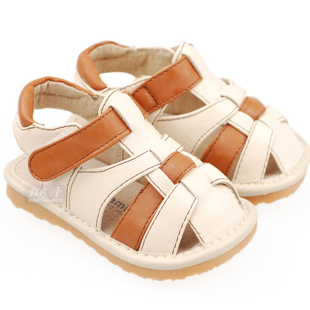Sheep summer male shoes sound shoes