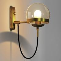 LED Wall Lamps Modern Simple Bedroom Sconce Light Indoor Kitchen Living Room Corridor Lighting Bar Coffee