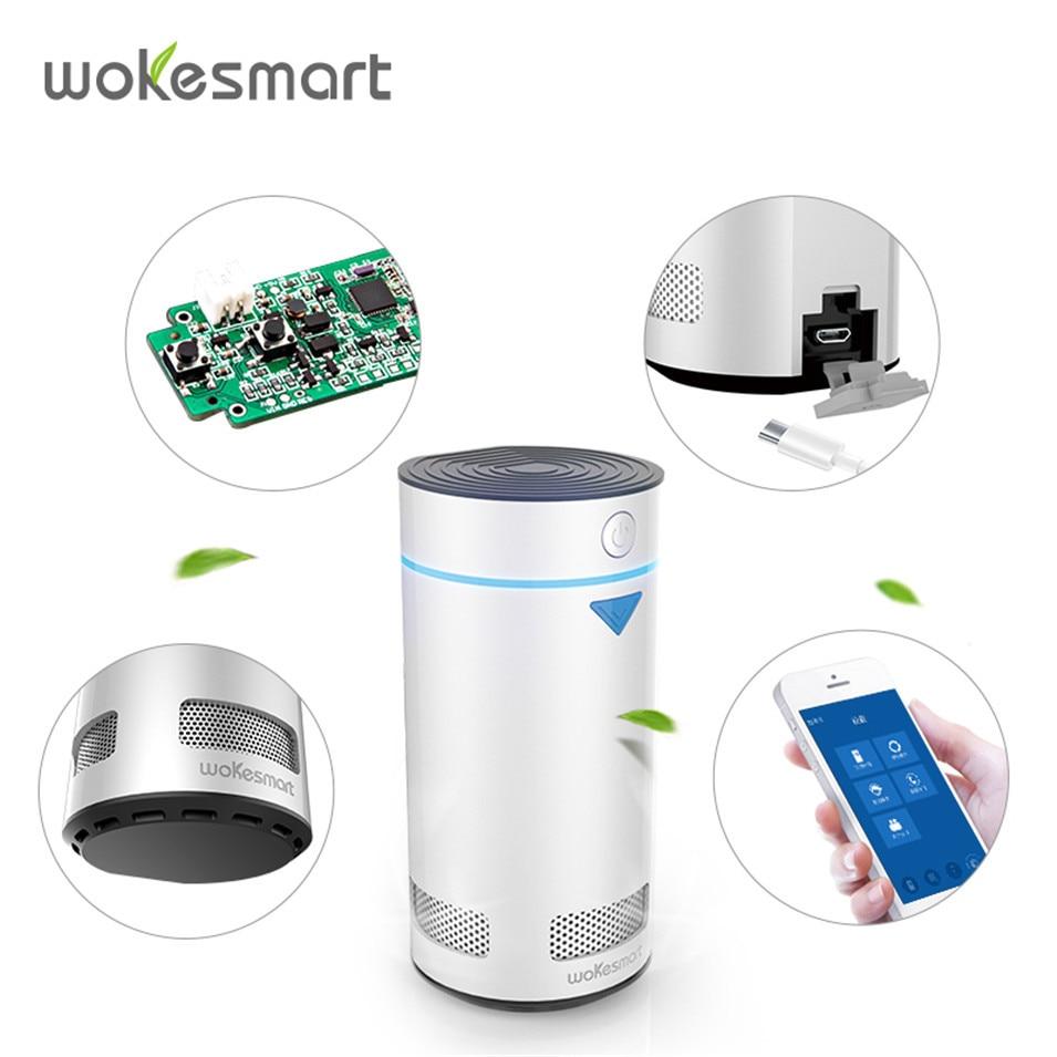 Wokesmart Fridgemate ตู้เย็น Deodorizer Ionizer เครื่องฟอกอากาศตู้เย็น Ionic อาหาร Freshener Preserver Sterilizer APP ระยะไกล-ใน รีโมทคอนโทรลอัจฉริยะ จาก อุปกรณ์อิเล็กทรอนิกส์ บน AliExpress - 11.11_สิบเอ็ด สิบเอ็ดวันคนโสด 1