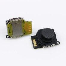 YuXi Botón 3D Joystick Stick Análogo para Sony PSP 2000 Negro