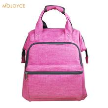 Дизайнер кормящих сумка для ухода за ребенком Мумия холст пеленки мешок большой емкости Детские сумка рюкзак кормящих сумка рюкзак