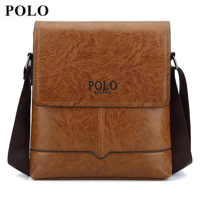 2018 New Messenger Bags for Men Bag Solid Men Corssbody Handbags Casual  Shoulder Briefcase Laptop Small eef3d8d34214f