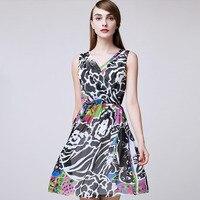 100% Vestido de Seda de Tela De Seda Pura Verano Vestidos Mujeres se Visten de Oficina tienda de ropa en línea de ucrania