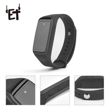 цена на ET Mini Camera Watch Smart Wristband HD 1080P Mini Camcorder Support TF Card Wearable Wireless DV Camera Outdoor Sports Bracelet