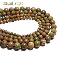 34654f315d62 Venta al por mayor AAA + Natural 5 Mix redondo Color piedra perlas para  joyería hacer