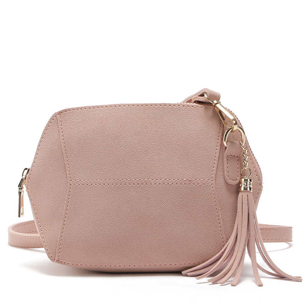 Women Messenger Bags  Pu Leather Bags Handbags Ladies Single Shoulder Bags Clutch Female Pouch Shell Style