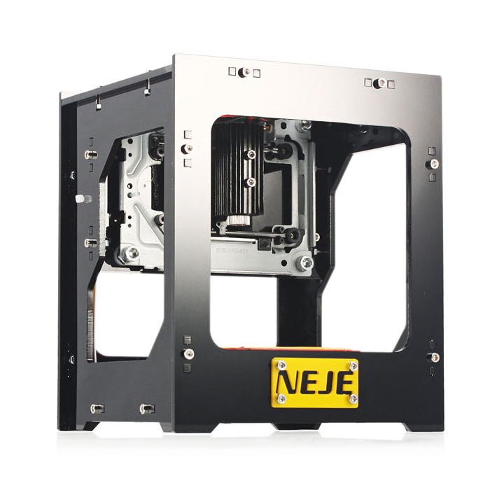 цена на NEJE DK -8 - FKZ 1500mW USB DIY Laser Engraver 3D Printer 512 x 512 Pixels Bluetooth Laser Carver Support Windows 7, XP, 8, 10