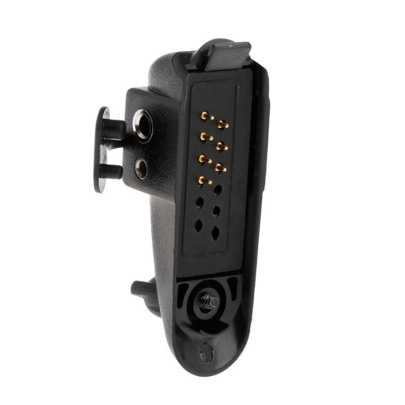 Аудио адаптер M интерфейс 2 Pin гарнитура порт аксессуары для Baofeng Bf-Uv9R Bf-9700 Bf-A58 рация Замена