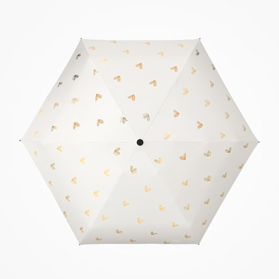 Mini Umbrella Rain Women Folding Clear Umbrellas Kids Cute Parasol Pocket Paraguas UV Small Household Merchandises Windproof 73