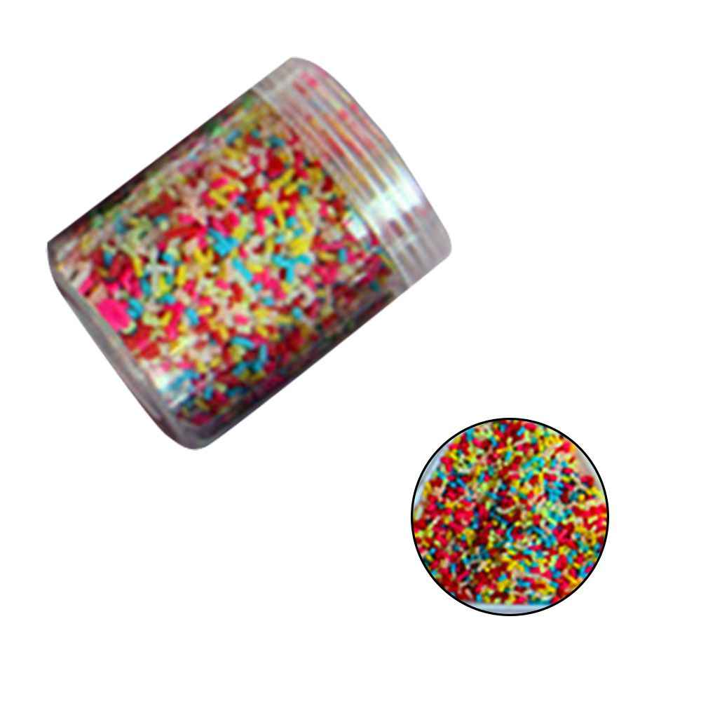 Fimo Clay Material Simulation Chocolate Sprinkles Sugar Needle Simulation Ice Cream Cake Decoration Newest