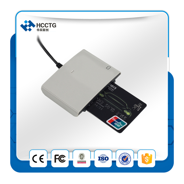 ACR38U R4 USB Android Smart Chip Card Reader with Windows