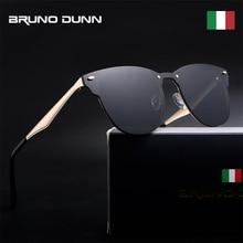 Aluminium Sunglasses Men Women Brand Designer UV400 Sun Glas