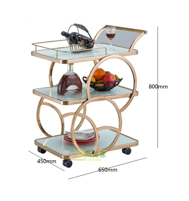 kitchen trolley cart remodling 80cm 31 handle high food bar in