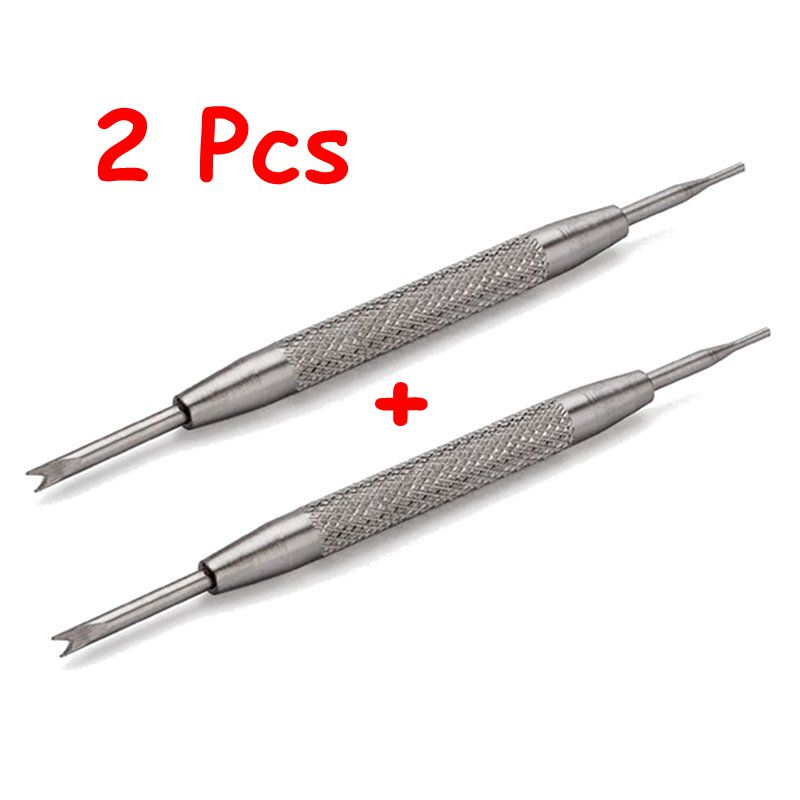 Hot Selling Durable Watch for Band Strap Spring Bar Pin Link Repair Adjust Remover Tool Stainless Steel cymii 298pcs watch repair tool kit set watch case opener link spring bar remover screwdriver tweezer watchmaker