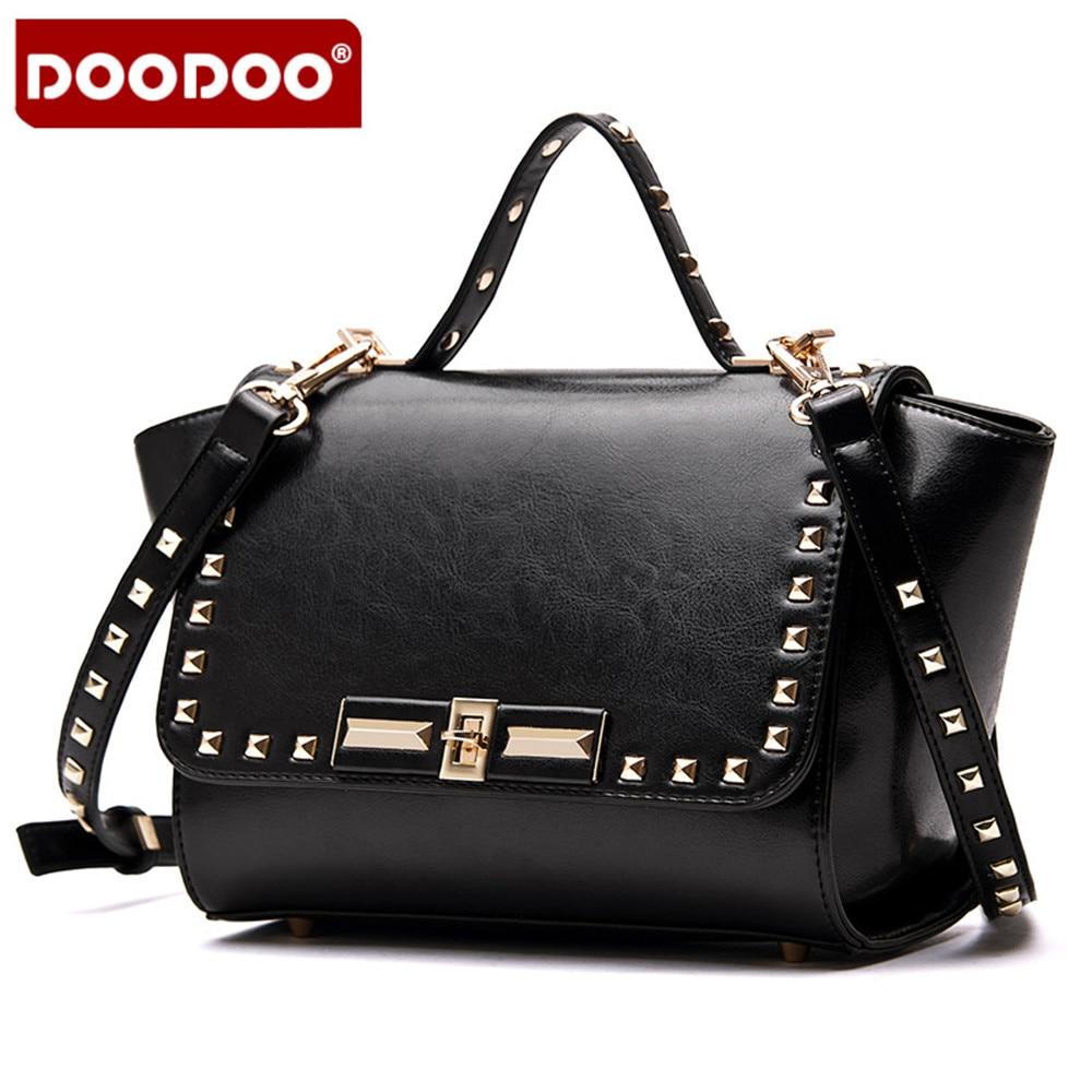 ФОТО 2016 new rivets bag A variety of color fashion women Messenger Bag D4017
