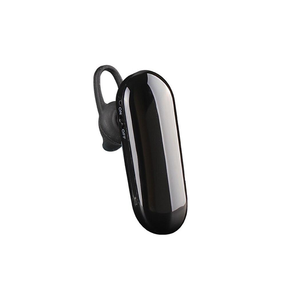 2019 Mini Wireless Bluetooth Headphone Stereo Earbud Headset Earphone for iPhone 41#