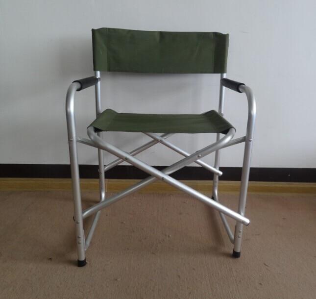 Missoni Home Outdoor Folding Chair Regista: Aluminum Folding Chair Director Chair Folding Stool