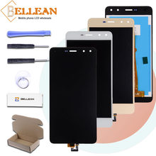 Catteny Promotie 4G Lte Nova Jong Lcd Voor Huawei Y5 2017 Lcd Y5 Iii MYA-L11 Y6 2017 Display Touch screen Digitizer Vergadering(China)