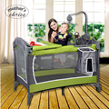 High quality Mother's Choice folding baby crib portable multi-function baby travel bed Free shipping MCC202