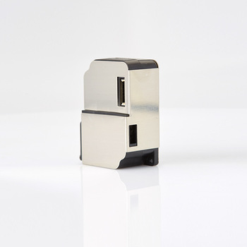 sbbowe electronic laser dust sensor module minimum resolution card 0.3 PM2.5 sensor ZH03A
