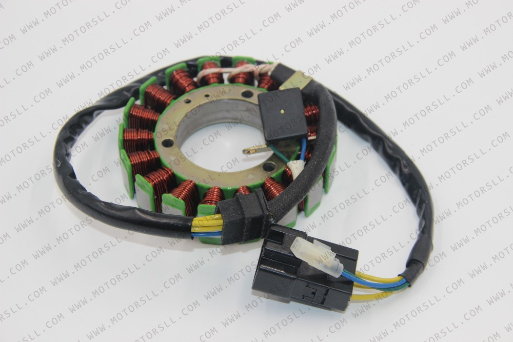 все цены на  Magnetic motor stator suit for cfmoto CF188/ CF500ATV/CFX6/CFZ6/CF600UTV Magneto coil 12V 18 coils parts no. is 0180-032000  онлайн