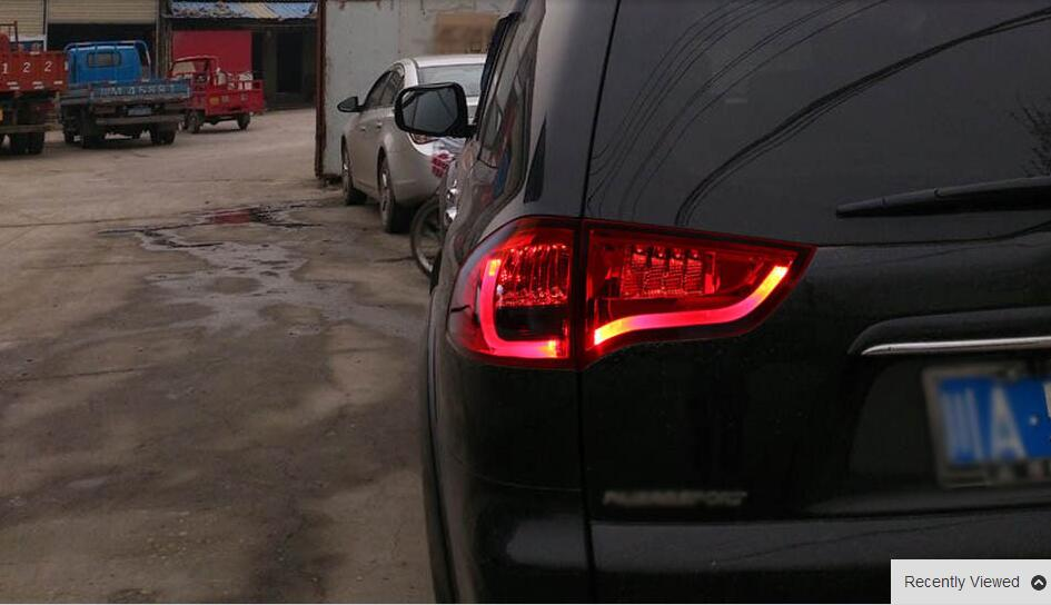 Expo,Mitsubish Pajero taillight,montero,SUV,2011 2012 2013year,Free ship!4pcs,pajero rear light,montero,Lancer,Outlander