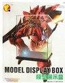 МОДЕЛЬ ВЕНТИЛЯТОРЫ Gundam модель MG/HG Saint Seiya Коллекционирования Витрины 26*21*21 см Фигурку Saint Seiya Свет