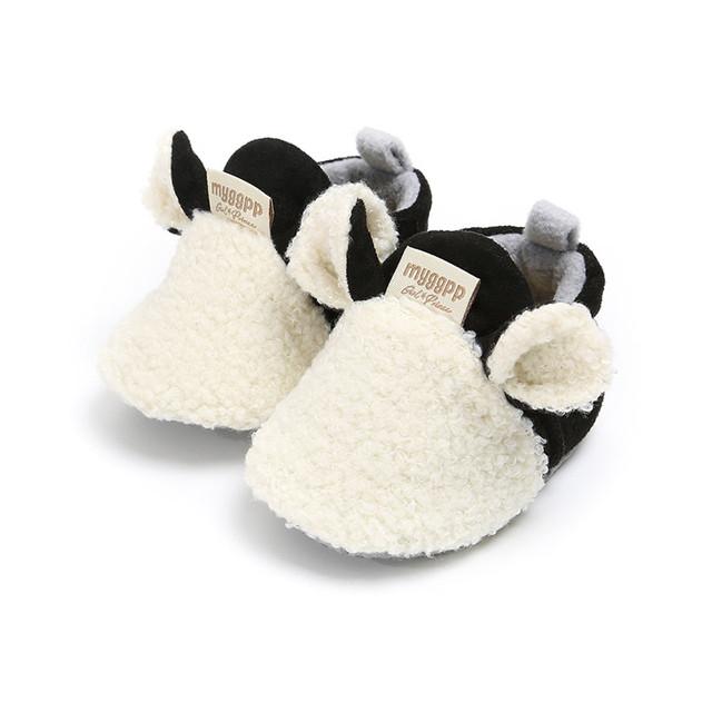 Kids' Soft Shoes (5 Colors)
