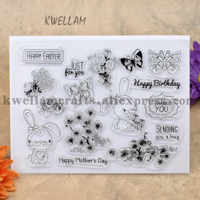 happy easter happy mothers day scrapbook diy photo cards account