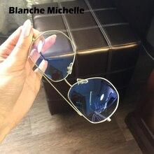 купить Fashion Stainless Steel Unisex Glasses Frame UV400 eyeglasses Frames Clear Glasses For Women Men Optical Gold Eyeglass With Box  по цене 1881.24 рублей