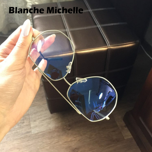 Image 2 - ステンレス鋼青色光メガネ女性男性 UV400 眼鏡フレームクリアメガネフレーム光学式ゴールド眼鏡メガネとボックス Glasses Women glasses Men glasses frame