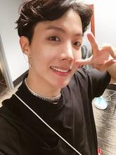 Bangtan7  J-Hope Style Star Earring