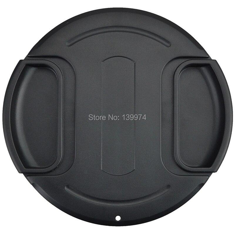 JJC 52 мм Snap-on Универсальный Хранителя крышки объектива для Nikon D5500 D5300 D3300 D3200 D3100 D5200 D5100 + AF-S DX 18-55 мм f/3.5-5.6 Г VR II
