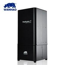 Wanhao Дубликатор 7 УФ Смолы 3D Принтер (D7) 3D Принтер Прямой Печати УФ Смарт 3D Принтер