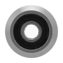 1pcs W0 4*14.84*6.35mm Double Roller Double-side Sealed Deep Groove Steel Ball Bearings bearing axial bearing housing цена и фото