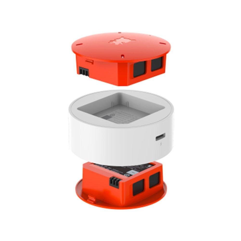LeadingStar 2 pcs 920 mah Batterie avec Chargeur pour Xiaomi MiTu WiFi FPV Quadcopter Drone De Rechange Pièces D30