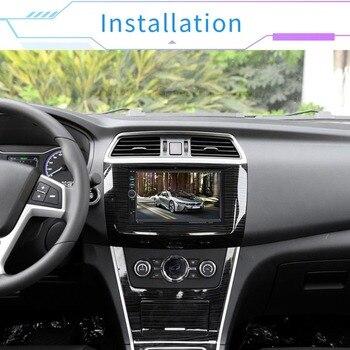 7021G 7 inch TFT Bluetooth MP5 player GPS navigation reversing