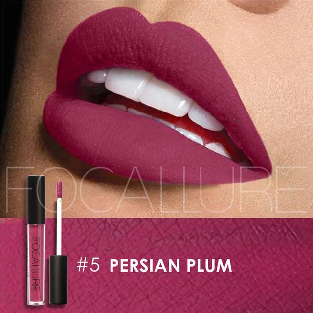 Waterproof Long Lasting Smudge Free Lipstick