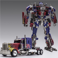 High Quality Collection Leader Level Large Size Prime Robot Action Toy Figures