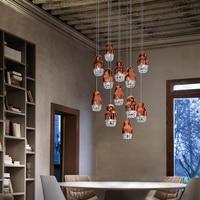 Fedora 12/ 24 Pendant Light Suspension Lamp from AXO Lighting for Living Dining Room Hanging Lamp