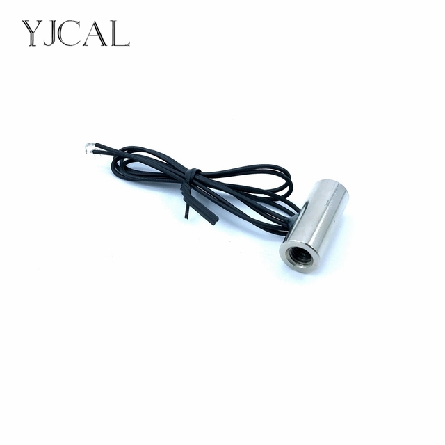 Mini Suction-cup Dc 12V 24V Cylindrical Holding Electric Sucker Electromagnet Magnet YJ-13/27 Lifting 0.5KG Gallium Metal China