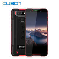 Cubot Quest Sports Smartphone IP68 Waterproof Shockproof Android 9.0 MT6762 Octa Core 4GB 64GB 5.5 Inch 4000mAh NFC Mobile Phone