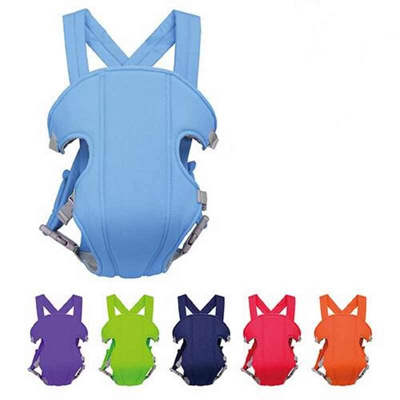 1527e649314a Produits pour bébé 3-12 Mois Respirant Avant Face Porte-Bébé Infantile  Confortable Sling Backpack Pouch Wrap Bébé Kangourou Nouveau
