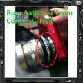 Lente Anillo Adaptador de montaje de terceros CG-NEX Para Contax Lente G y SONY E Mount cuerpo NEX3 NEX5 NEXC3 NEX5N NEX7 NEXF3 NEX5R NEX6