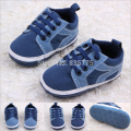 2015 Fashion Handsome Baby Kids Boys First Walkers Lace-Up Sports Baby Shose Bebe Toddler Soft Bottom Anti-slip Footwear